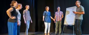 teambuilding théâtre