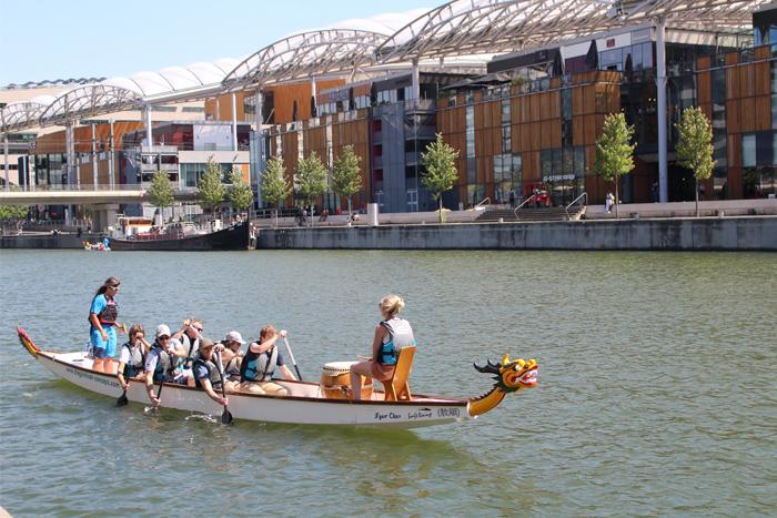 dragon boat lyon