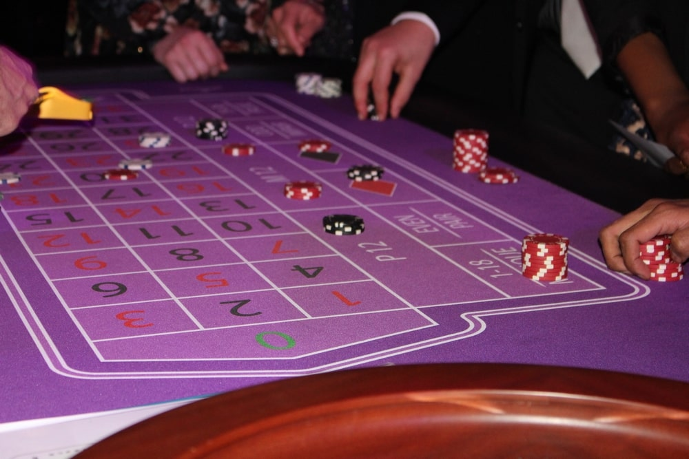 soirée casino Lyon