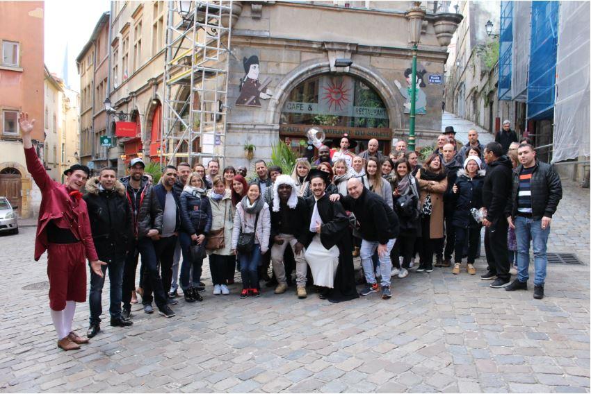pack séminaire vieux Lyon